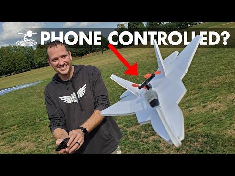 Smartphone Controlled Foamboard Plane?  - UC9zTuyWffK9ckEz1216noAw