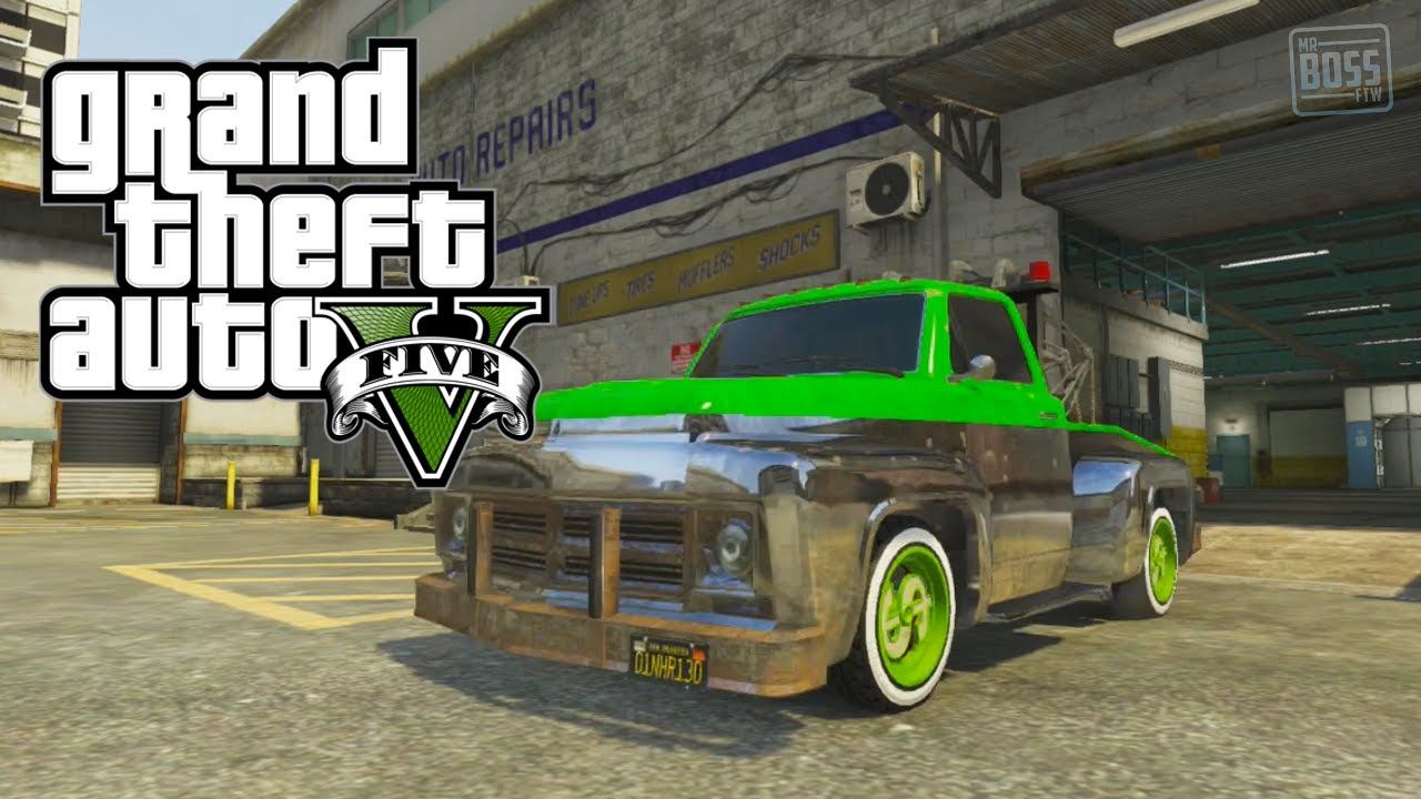 GTA 5 Online: How To Get The Utility