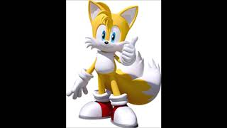 Team Sonic Racing - Miles ''Tails'' Prower Voice Clips