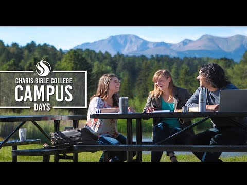 Charis Campus Days 2020: Day 1, Session 1 - May 14, 2020