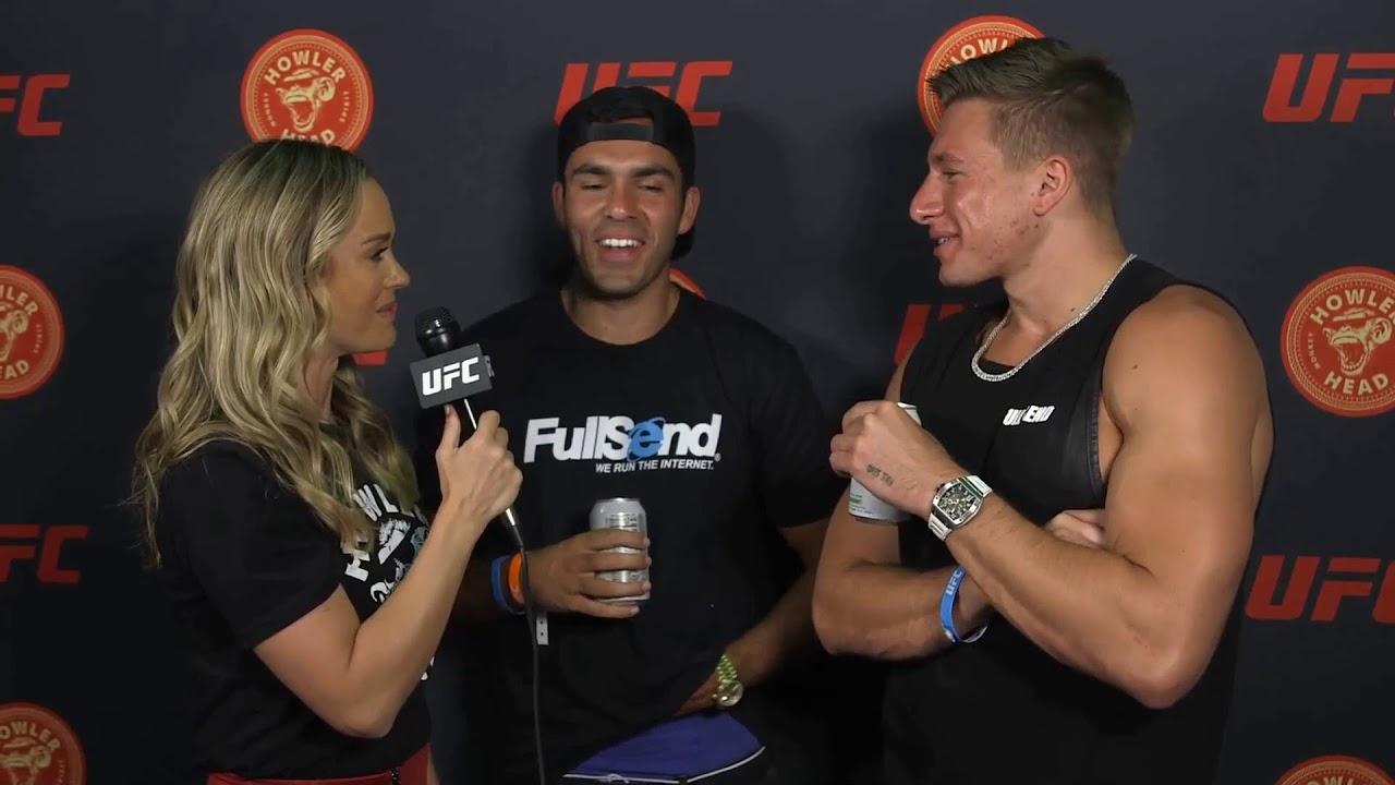 UFC 263 Quick Hits: The NELK Boys