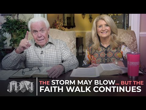 Boardroom Chat: The Storm May BlowBut The Faith Walk Continues!  Jesse & Cathy Duplantis