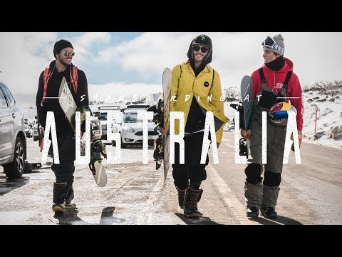 SNOWBOARDING AT AUSTRALIA | Stale, Torgeir, Marcus, Sebbe, Ulrik and Andy - UCO8tCaCIbmveFmeKL2DO0hw