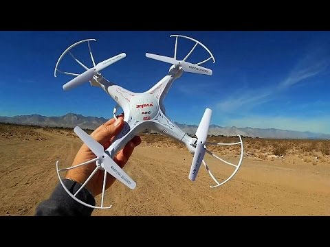 Syma X5C-1 Drone, Your Mother Could Fly This! - UC90A4JdsSoFm1Okfu0DHTuQ