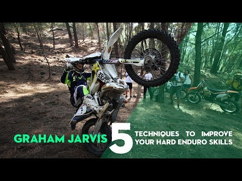 Graham Jarvis - 5 Techniques to Improve Your Hard Enduro Skills - UCsQK3AlyNb8WCv8nuVwrbzw