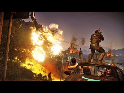 Just Cause 3 Gameplay Demo - IGN Live: E3 2015 - UCKy1dAqELo0zrOtPkf0eTMw