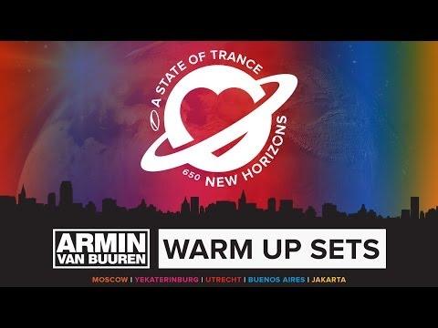 Armin van Buuren - A State of Trance 650 / Warm Up Sets [OUT NOW!] - default