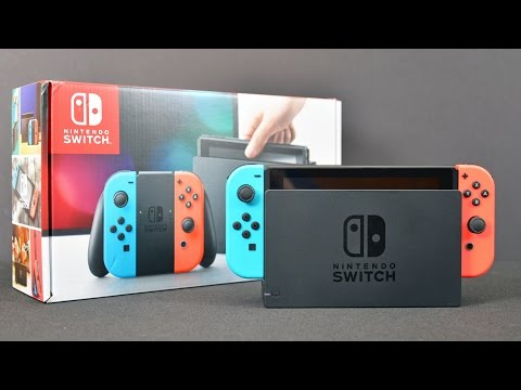 Nintendo Switch: Unboxing & Review - UCmY3dSr-0TOkJqy0btd2AJg
