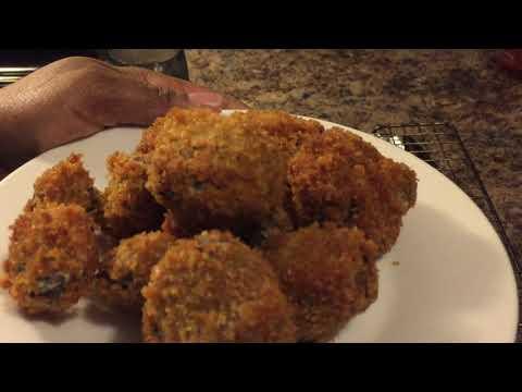 How to make fried Mushrooms