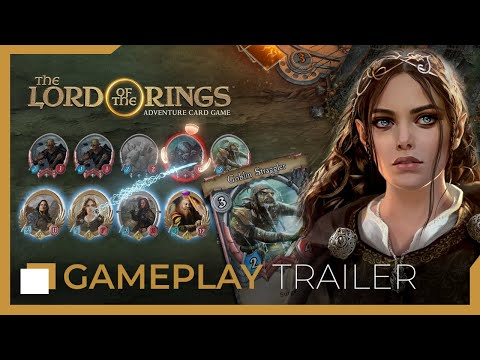 The Lord of the Rings: Adventure Card Game - Gameplay Trailer - UC4Ir9K_WSi8Zm-KUJ6qMKAg