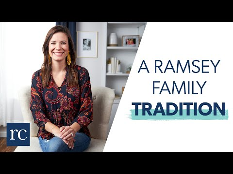 The Ramsey Family Tradition You Wont Believe