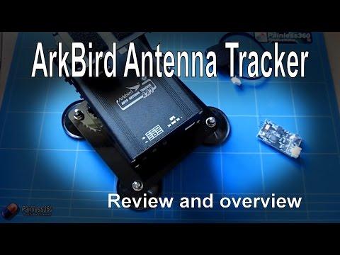 RC Reviews - Arkbird Automatic Antenna Tracker for FPV - UCp1vASX-fg959vRc1xowqpw