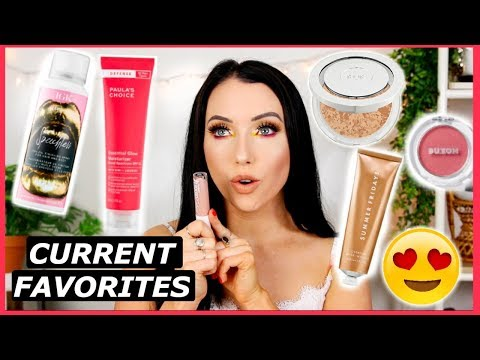 YOU NEED THESE! Current Favorite Makeup, Skincare, Beauty & Hair Products - UCkJHb4rTNd8PIMD9S0UPCiw
