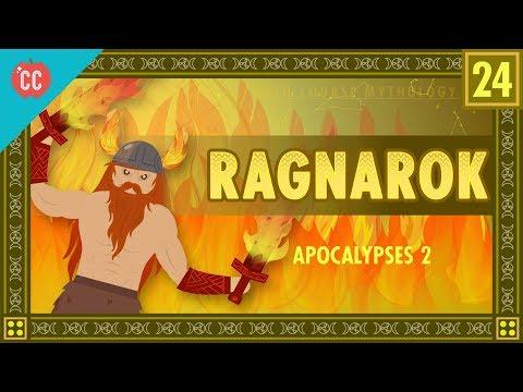 Ragnarok: Crash Course World Mythology #24 - UCX6b17PVsYBQ0ip5gyeme-Q