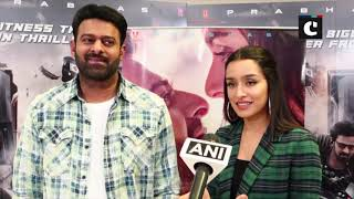 'Proud to be part of India's biggest action thriller': Shraddha Kapoor on 'Saaho'