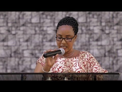 LIVE// FOURSQUARE TV - AGATATU HAMWE NA PASTOR SARAH MUTESI 10.06.2020