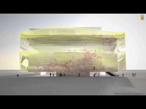 Padiglione Italia Expo 2015. Milano. Progetto partecipante  Migliore+Servetto Architects/Cerri Associati Engineering/Tekne s.p.a.