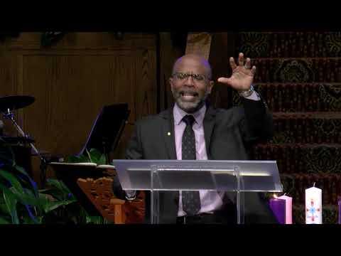 Sermon - 12/08/2019 - Pastor Greg Brewer - Christ Church Nashville