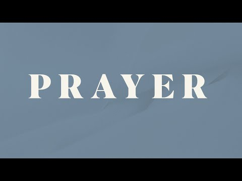 Online Prayer Gathering  April 27, 2020  Harrison Huxford