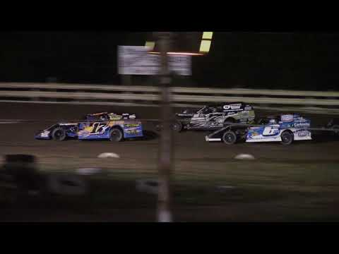 Hummingbird Speedway (7-3-21): Renegades of Dirt Modified Feature - dirt track racing video image
