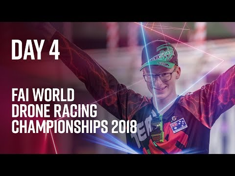 FAI World Drone Racing Championships: Day 4 Highlights - UCQmYxBjO_6A7s8q71gcP2cQ
