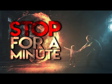 STOP For a Minute & Think About This: Are You Living In this World or Passing Trough It?