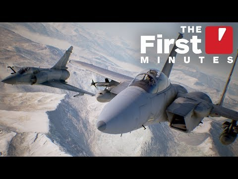 The First 15 Minutes of Ace Combat 7: Skies Unknown Gameplay - 4K 60fps - UCKy1dAqELo0zrOtPkf0eTMw