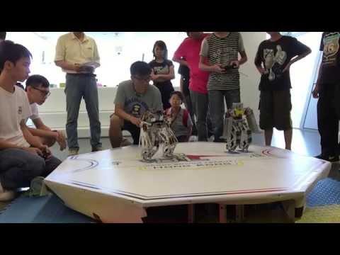 Robot Boxing League Hong Kong 2014 - BHNKC 04 -  Fight 1 - UCz96lyz503GSNhVnMGk2N8A