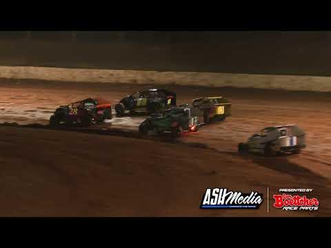 Modlites: Campbells QLD Series - A-Main - Maryborough Speedway - 24.10.2020 - dirt track racing video image