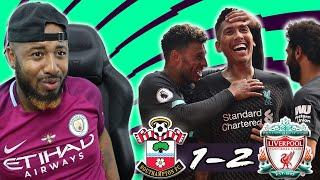 Southampton vs Liverpool 1-2 | Poor Performance Still 3 Points | 2019/20 English Premier League