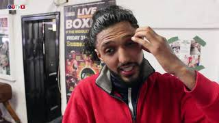 BILAL REHMAN: ON POTENTIAL FIGHT WITH KANE GARDNER AND NEXT OUTING AUGUST 31ST