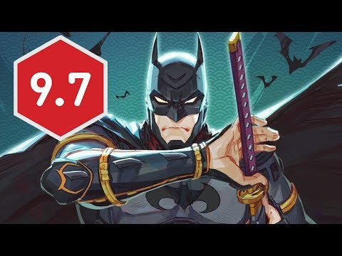 Batman Ninja Review (2018) - WonderCon - UCKy1dAqELo0zrOtPkf0eTMw