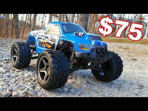 WLtoys 12402 - Surprisingly Fun 4WD RC Monster Truck - TheRcSaylors - UCYWhRC3xtD_acDIZdr53huA