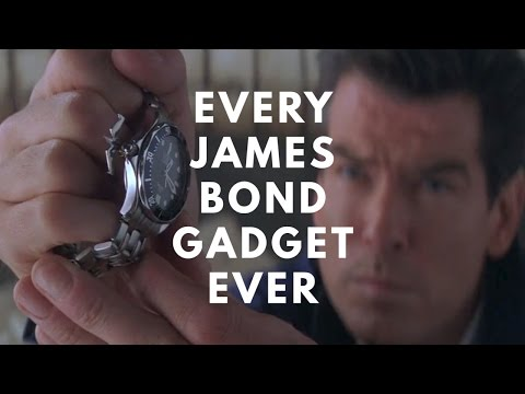 Every James Bond Gadget. Ever. - UCXZQA0vdUY4ZRzEZ5TFKdNA