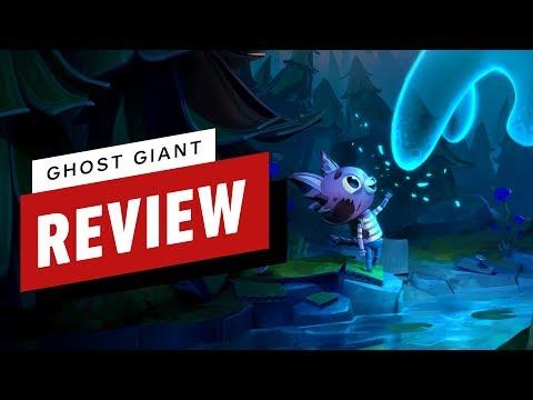 Ghost Giant Review - UCKy1dAqELo0zrOtPkf0eTMw