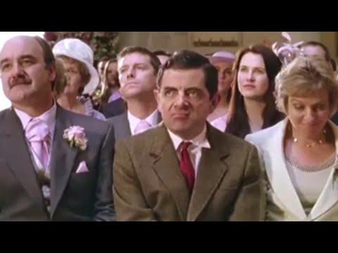 One Wedding and a Funeral | Funny Clip | Classic Mr Bean - UCEwIUtFBhaI2L2PuKv0KL2g