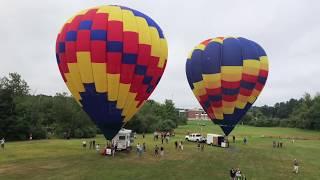 The 12th annual Hudson-Concord Elks Blues & Balloon