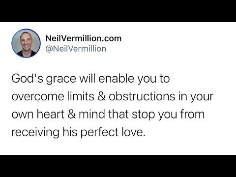 Grace To Overcome Limits And Obstructions - Daily Prophetic Word