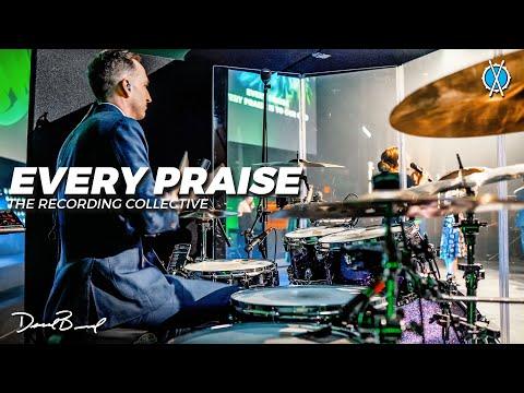 Every Praise (remix) Drum Cover // The Recording Collective // Daniel Bernard
