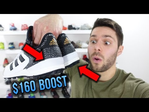 K-LEATHER AND BOOST FOR $160! - Adidas Copa Tango 18.1 Indoor & Turf - Review + On Feet - UCUU3lMXc6iDrQw4eZen8COQ