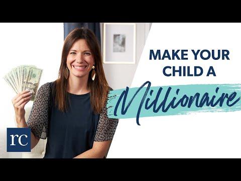 How Anyone Can Make Their Kid a Millionaire