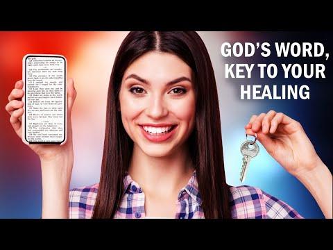 GOD'S WORD KEY TO YOUR HEALING - MORNING PRAYER