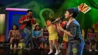 Zee Bangla li'l champs 2010 - aindrila08 , Jazz