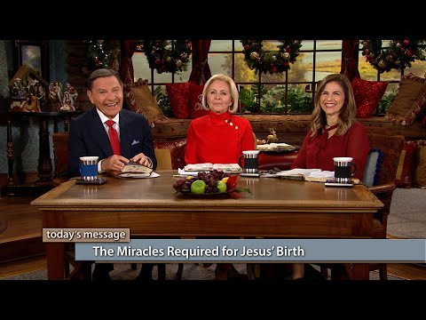 The Miracles Required for Jesus Birth