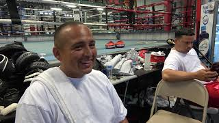 Mikey Garcia Really Liked THe Conor McGregor Film  - EsNews Boxing