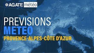 Météo Provence-Alpes-Côte d'Azur du 18 mai 2019