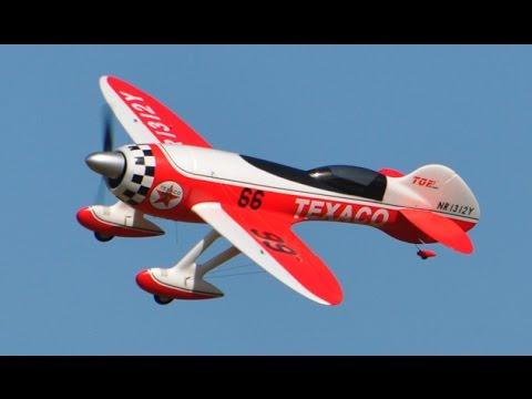 GEEBEE TOP RC HOBBY FLIGHT & REVIEW - UCligT7YL4VUEybaelA6O-ww
