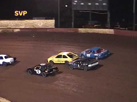 Atomic Motor Speedway Front Wheel Drive May 13, 2006 - dirt track racing video image