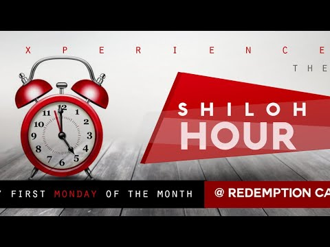 RCCG APRIL 2020 SHILOH HOUR - LET THERE BE LIGHT 4