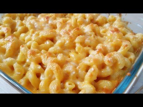 Rezept: Mac and Cheese  ganz einfach selber machen / How to make MACARONI & CHEESE - UC6xGF3iqs2TD_vcfKfMW9Jw